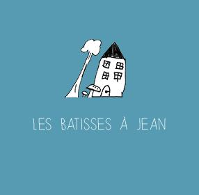 Logo du gite Les batisses à Jean Ploufragan près de Saint-Brieuc Côtes d'Armor
